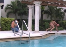 A Look Behind Pool Pounding