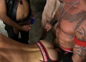 Pig Week Gorilla Porn Sex Orgy 3