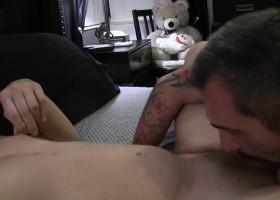 Clark Kent and Bubbie Kakes Flip Fuck