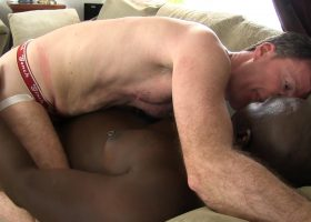 Dameon Barebacks and Breeds Rick