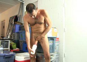 Victor Cody Sex Toy Stroking