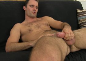 Cameron Kincade Beats His Meat