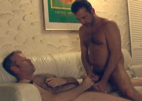 Victor and Rusty Suck Dick