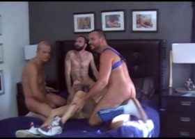 Behind the Scenes: Gang Bang