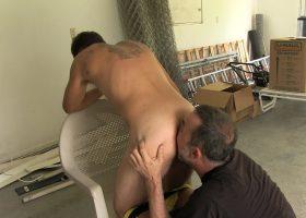 Victor Cody Blows Cam Cox