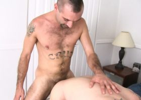 Victor and Ethan Bareback Danny