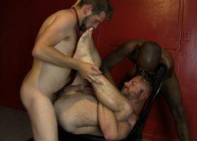 Marcus and Tyler Bareback Austin