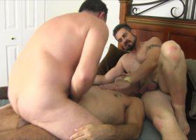 Eddie, Alan, Clark and Victor