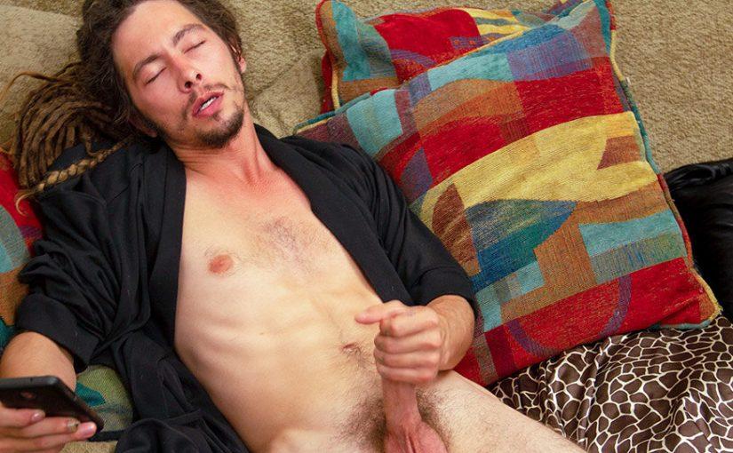 Anal Play Gives Jack A Big Load – Jack Holden