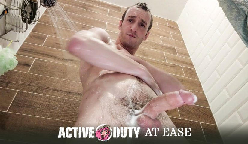 Active Duty: At Ease – JV Marx