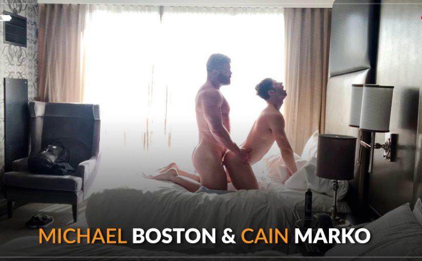 Next Door Homemade: Michael Boston & Cain Marko