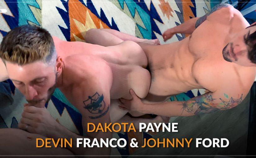 Next Door Homemade: Dakota Payne, Devin Franco, & Johnny Ford