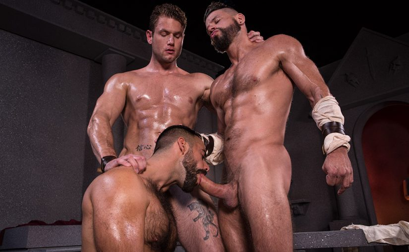 Erectus  – Raging Stallion