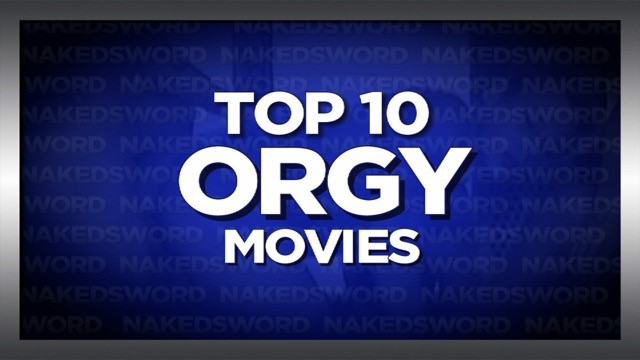 NakedSword's Top Ten Orgies